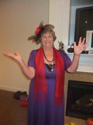 Royal Red Diva Loretta Highfield
