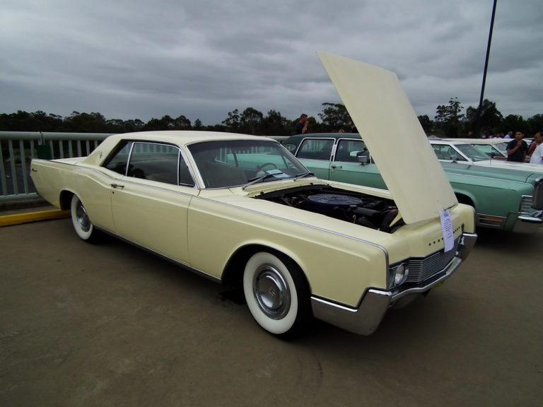 The Complete History of the Presidential State Car - Page ...