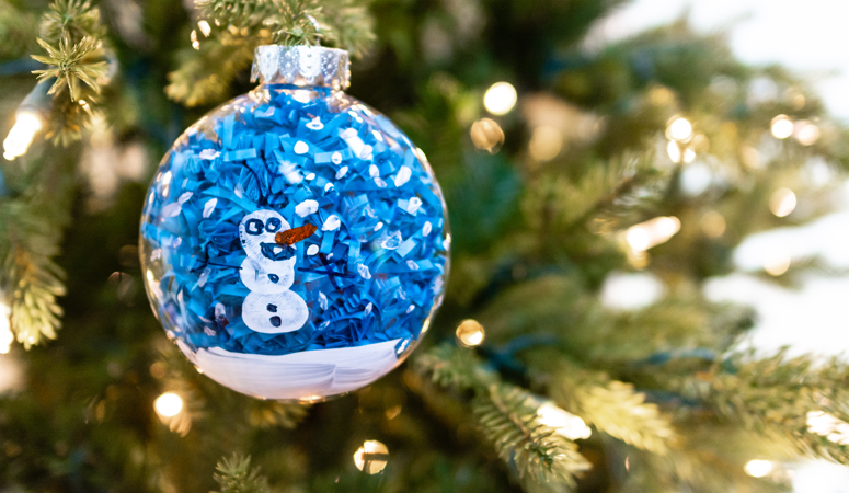 Christmas Tree Decorations For Kids