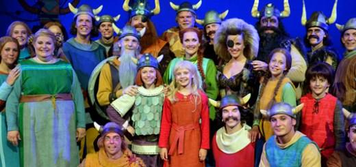 UA Wickie musical Première © Eline den Hartog