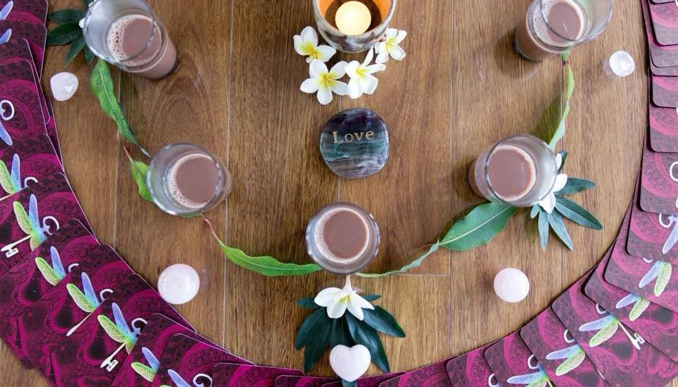 Cacao Ceremony + Yin Yoga + Sound Journey