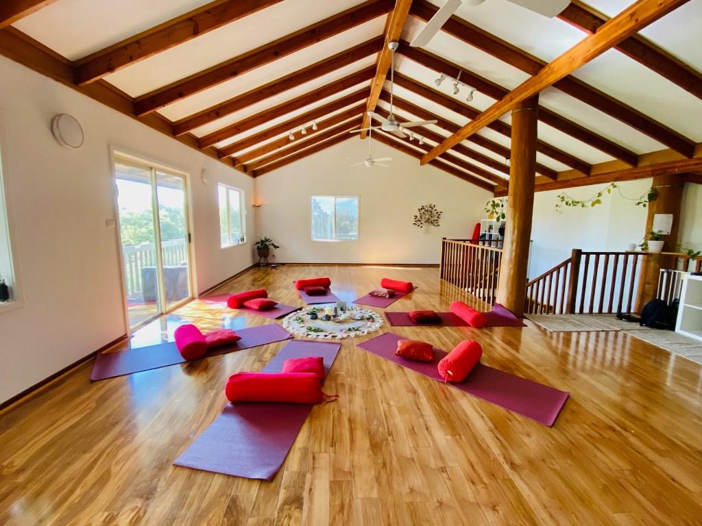 Venue Hire - Loft Yoga Studio