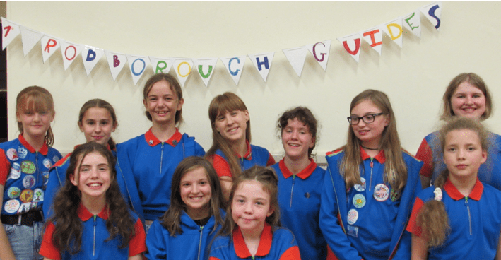 Rodborough Guides
