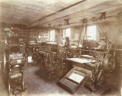 Old Time Wheatley Printers