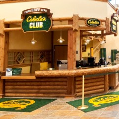 Kitchen Booth Table Best Design A Case Study In Loyalty: The Cabela's Club - Heart Of ...