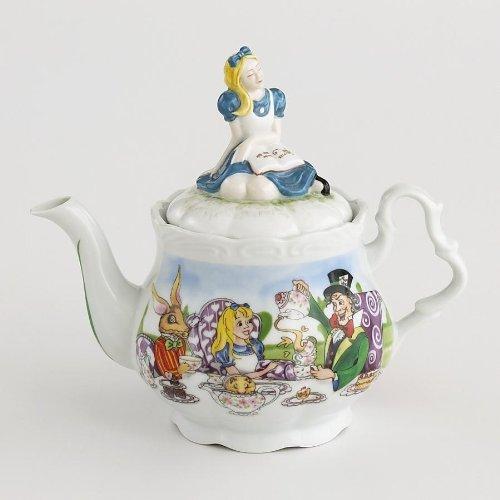 Alice In Wonderland Teapots