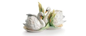 Franz Porcelain Salt & Pepper Shakers