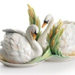 Franz Porcelain Salt and Pepper Shaker Sets