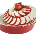 Decorative & Oven Safe Ceramic Pie Plates
