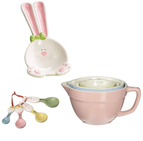 Easter Kitchen Utensils & Decor
