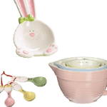 Easter Kitchen Utensils are Easter Treats for the Cook