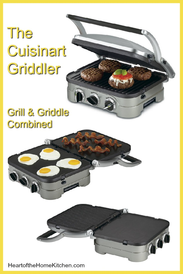 Cuisinart Countertop Grill & Griddle
