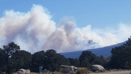 Decker Fire October 13