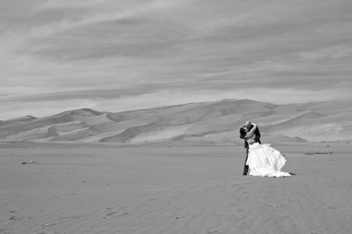 Great Sand Dunes Wedding