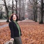 Felicity Dwyer in Autumn