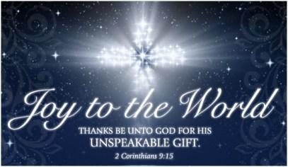 Joy To The World Understanding True Joy Daily Manna