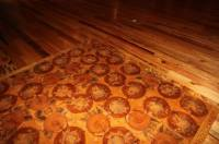 Log Rounds and Wood Tiles for Antique Wood Floors