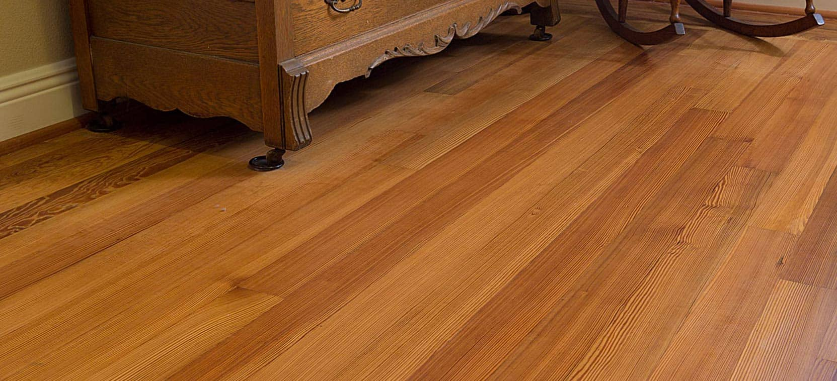 Heart Pine Reclaimed Wood Flooring Goodwin Company