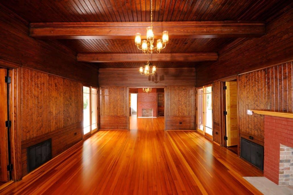 Charnley Norwood House Wood Flooring