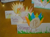 Beths placecards