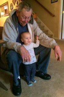 Alina-the look w-grandpa