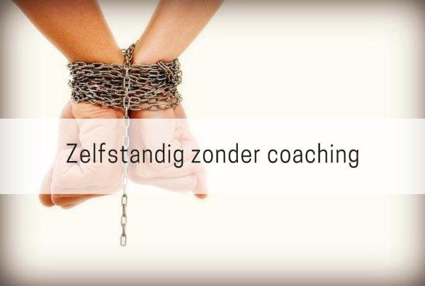 Loskomen van de traumaband traject zonder coaching