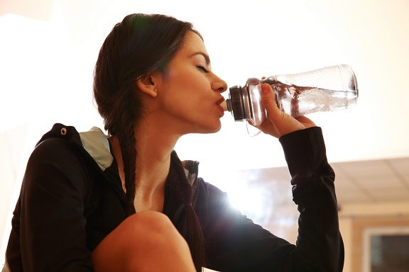drinking water improve your health