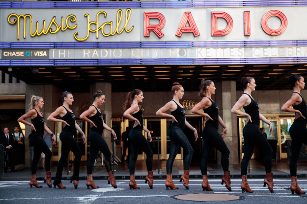 However, the MSG Entertainment said that not only do The Rockettes voluntarily sign up to perform at the inauguration, but they've already had more dancers sign up than they have slots available.