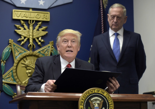 President Trump on Friday temporarily suspended the entire US refugee program and indefinitely stopped all Syrian refugees from entering the country, bringing people on Twitter to talk about how they or loved ones were affected by the ban.