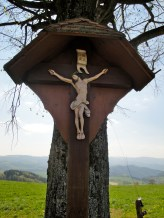 A reminder of His love for us on a hike in the Black Forest, Spring 2011