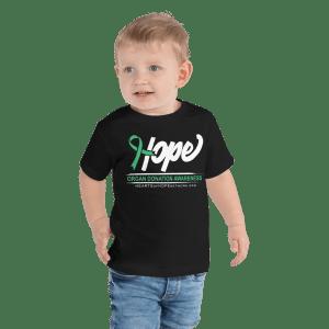 toddler organ donation tee