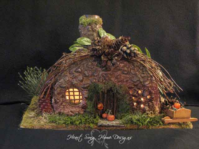 Troll House  Heart Song Home Designs