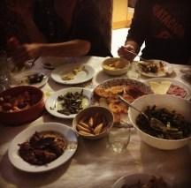 Dinner in Sabadell