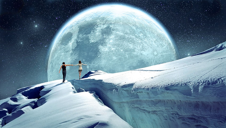 Guided Visualization – The Moon Walk