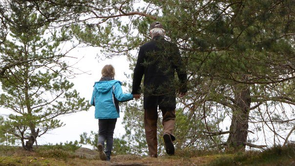Father's Day  – Presence & Strength