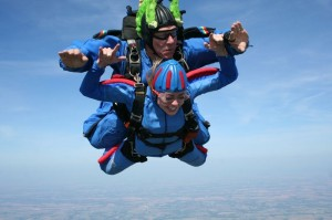 Skydive HeartStories