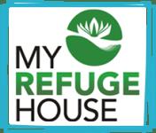 My Refuge House -logo
