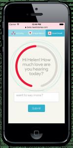 HeartStories App Screenshot