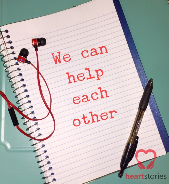 Love Each Other When Two Souls: We Can Help Each Other