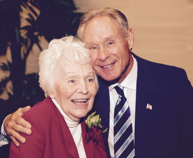 Rod Masteller and Thelma Vetter