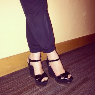 Marietta Wedge Dress Sandal Colette Sol USA | Shop by HeartStories