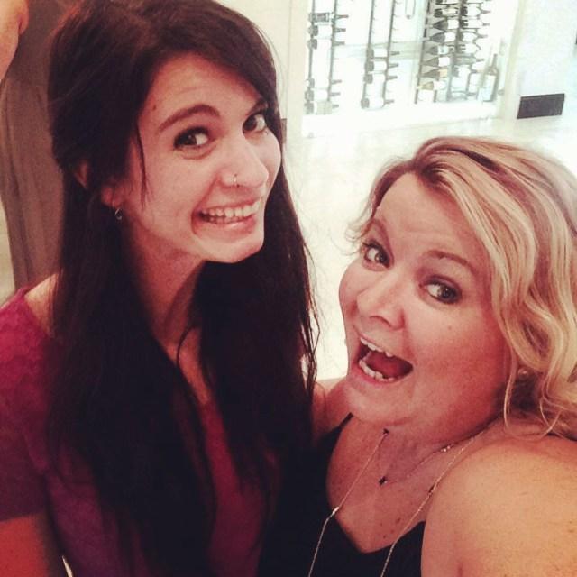 Rebekah and Macy Cheerleaders | HeartStories
