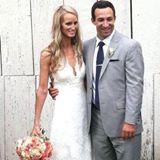 Kristen Waeber and Daniel Chemotti