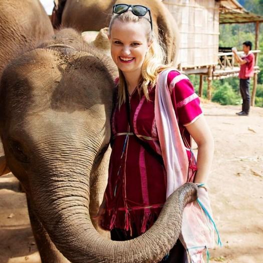 Megan Kitt, founder of Tuli, HeartStories
