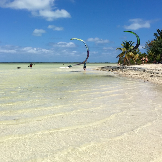 Kite Surfing - feeling dumb ~ Crystal Gornto | HeartStories