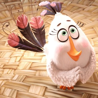 Matilda the angry birds anger management teacher