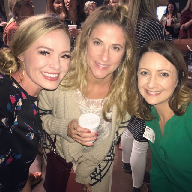 We're going there - Crystal Gornto - HeartStories GNO - Kelly Simants - Holly Collins - Girls Night Out