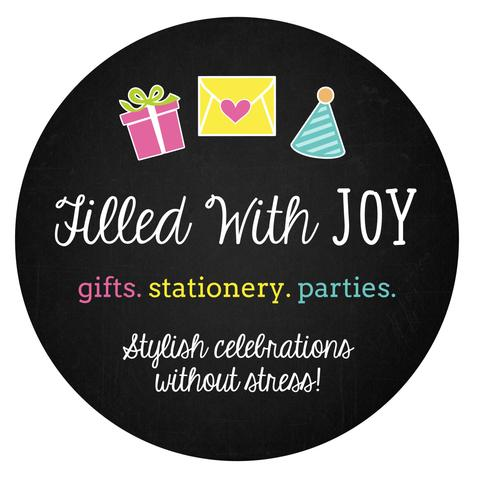 Filled With Joy by Jenn