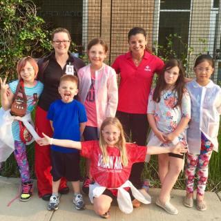 HeartStories Sponsor Terri Paterson McElhaney Legacy ER Urgent Care Kids