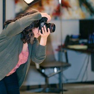 HeartStories Sponsor Vanessa Corral Photography Shoot Closeup